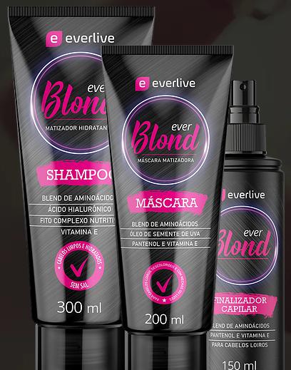 Ever Blond é bom