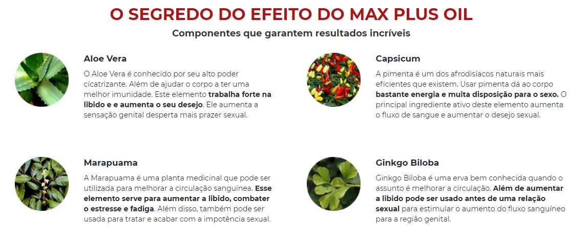 max + oil