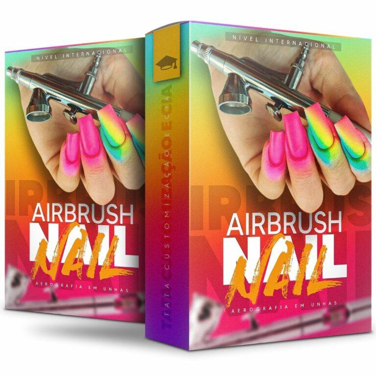 Airbrush Nail curso