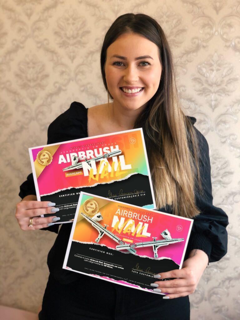 Airbrush Nail funciona