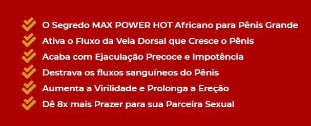max power hot caps é bom