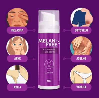 Melan Free funciona